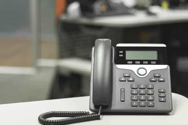 מרכזיית טלפון